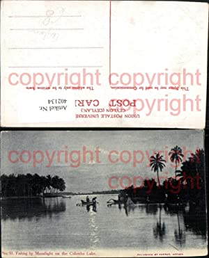 402134,Ceylon Fishing by Moonlight on the Colombo
