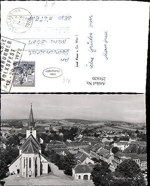 251620,Hollabrunn Teilansicht Kirche