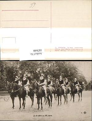 187640,Foto Ak Kaiser Huldigungs Festzug 1908 Adel