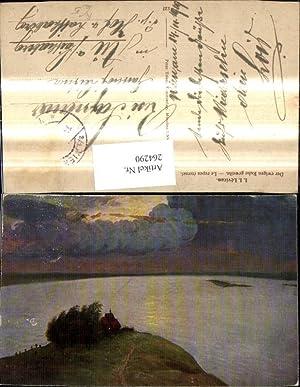 264290,Künstler Ak I. I. Levitan Der ewigen