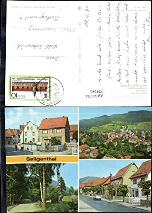 275180,Seligenthal Totale Gothaer-Straße Haderholzgrund Rudolf-Breitscheid-Straße Mehrbildkarte