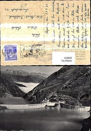 268079,Talsperre Kaprun Kraftwerk Stauseen Mooserboden Wasserfallboden Drossensperre
