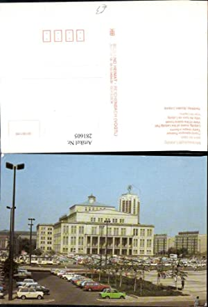 281605,Leipzig Blick zur Oper Parkplatz