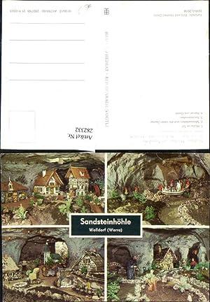 282332,Walldorf Sandsteinhöhle Miniatur Mühle Schneewittchen Sandmännchen Hänsel