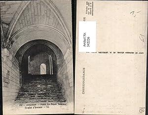 342226,Provence-Alpes-Cote-Azur Vaucluse Avignon Palais des Papes Interieur