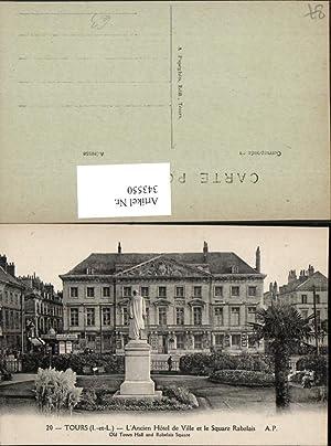 343550,Centre Indre-et-Loire Tours L'Ancien Hotel de Ville