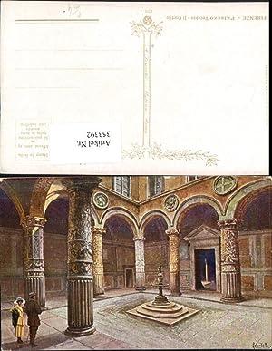 353392,Künstler AK E. Colombo Toscana Firenze Florenz