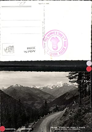 353584,Trentino Bolzano Strada del Passo di Monte
