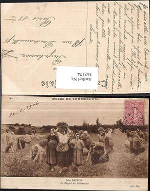 362174,Künstler Ak Jules Breton Le Rappel des