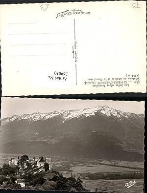 359050,Rhone-Alpes Savoie St-Pierre-d'Albigny Chateau Miolans et Grand
