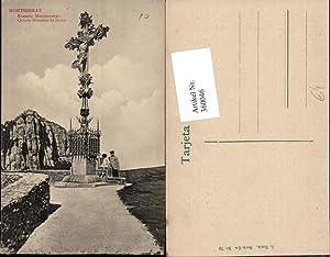360046,Montserrat Rosario Monumental Quinto Misterio de Dolor