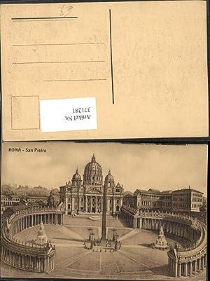 371281,Lazio Roma Rom Vaticano Vatikan San Pietro