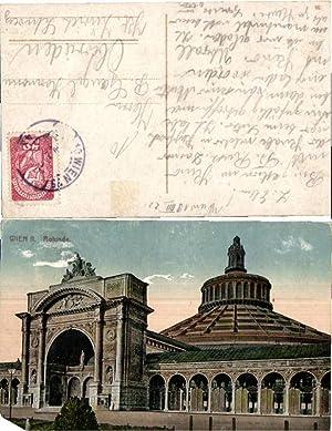 53777,Wien Wien Prater Rotunde COLOR