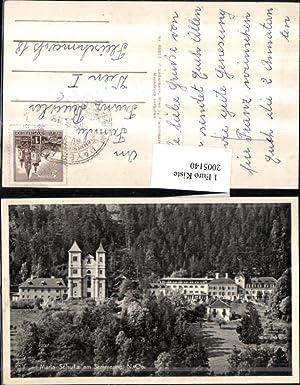 2005140,Maria Schutz am Semmering Totale Kirche