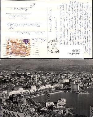 240524,Split Panorama pogled sa Marjana Totale