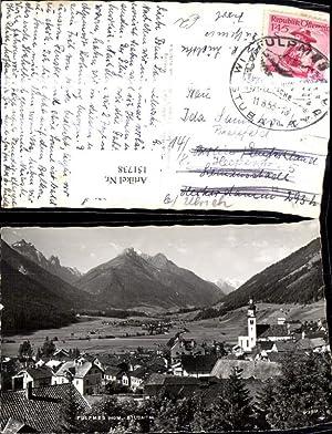 151738,Foto Ak Fulpmes Stubaital Teilansicht