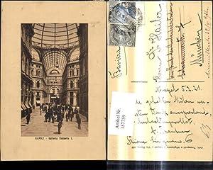 157759,Campania Napoli Neapel Galleria Umberto I