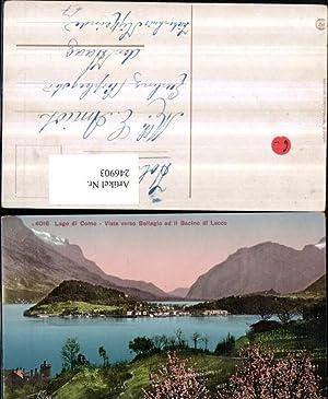 246903,Lombardia Como Lago di Como Vista verso