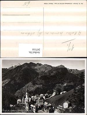 247118,Veneto Belluno Rieve di Livinallongo del Col
