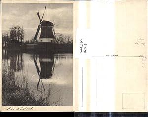 169911,Windmühle Mooi Nederland