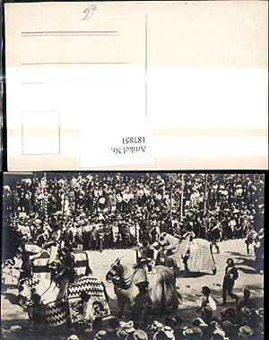 187851,Foto Ak Kaiser Huldigungs Festzug 1908 Adel