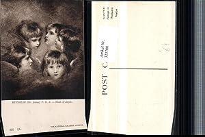 323700,Künstler AK Joshua Reynolds Heads of Angels