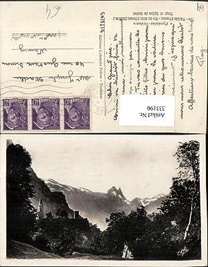 333190,Aquitanien Pyrenees-Atlantiques Pic du Midi d'Ossau Tour