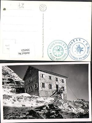 334523,St. Pöltner-Hütte Berghütte am Felbertauern b. Mittersill