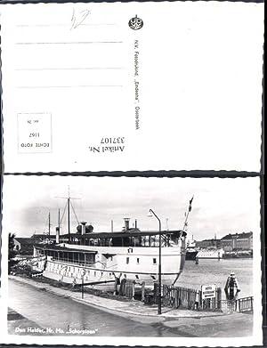 337107,Foto Ak Hochseeschiff Schiff Den Helder Hr.
