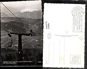 343096,Berglift Maria Schutz ? Sonnwendstein geg. Schneeberg