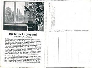 49077,Liedkarte Kleines Liebesvogel Michael Jary