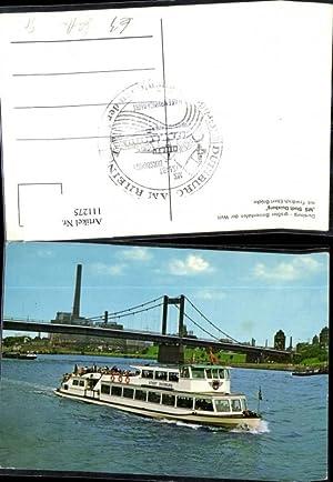 111275,Binnenschiff Schiff Duisburg MS Stadt Duisburg m.