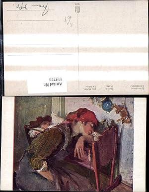 115223,Künstler Ak Schovanek Matka Die Mutter Frau