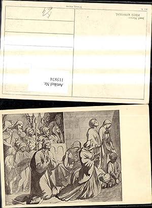 115874,Künstler Ak Josef Manes Pisen Kostelni Personen
