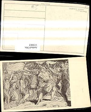 115882,Künstler Ak Josef Manes Pisen Valecna Krieg