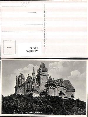 234327,Burg Kreuzenstein b. Korneuburg