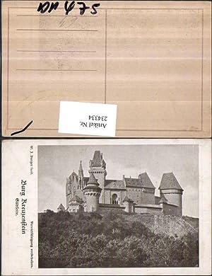 234334,Burg Kreuzenstein b. Korneuburg Südseite
