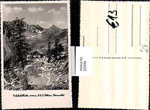 235550,Salzkofelhütte Berghütte b. Reißeck Bergkulisse