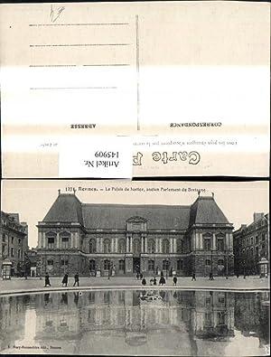 145909,Rennes Le Palais de Justice ancien Parlement