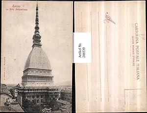246530,Torino Turin La Mole Antonelliana Bauwerk