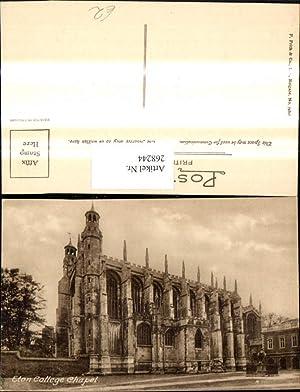 268244,Eton College Chapel Kirche Schule Internat