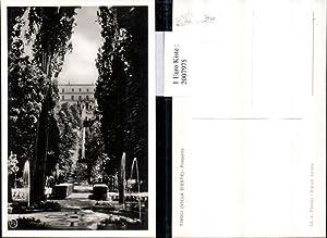 2007975,Tivoli Villa d'Este Prospetto Garten Fontänen