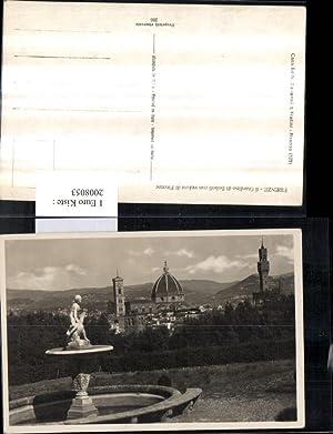 2008053,Firenze Florenz Il Giardino di Boboli con