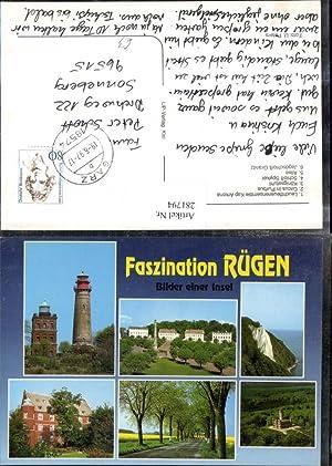 281794,Insel Rügen Leuchtturm Kap Arkona Circus in