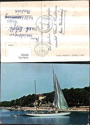 287325,Mali Losinj Lussinpiccolo kupaliste Cikat Segelboot