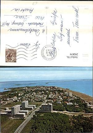 292879,Friuli-Venezia-Giulia Udine Lignano Sabbiadoro Totale Fliegeraufnahme