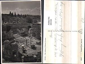 293193,Lazio Roma Tivoli Villa Adriana Il Portico