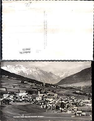 294173,Fulpmes Totale geg. Bettelwurf Bergkulisse