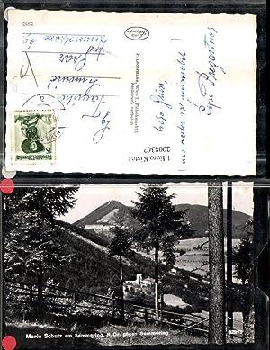 2008362,Blick zu Maria Schutz am Semmering geg.