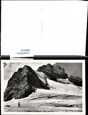 2008514,Hoher u. Niederer Dachstein Spitze b. Filzmoos